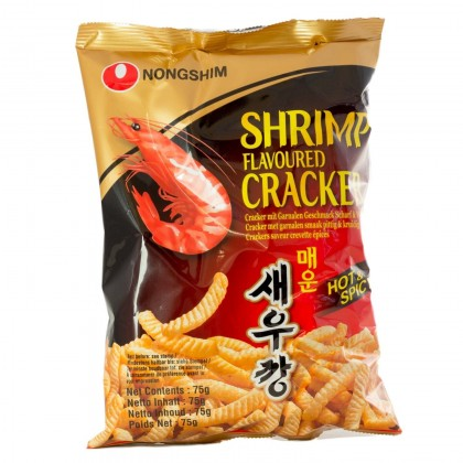 Hot & Spicy Shrimp Crackers