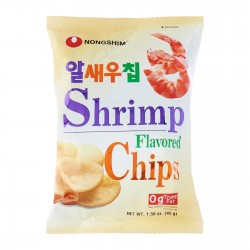 Shrimp Flavored Chips