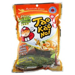 Tom Yum ropogós alga snack