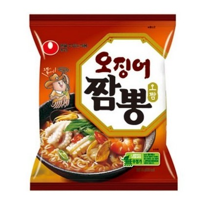 Ramyun Champong Instant Noodle