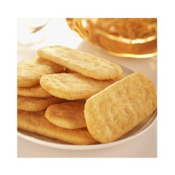 Salty Senbei Rice Crackers - 112 g