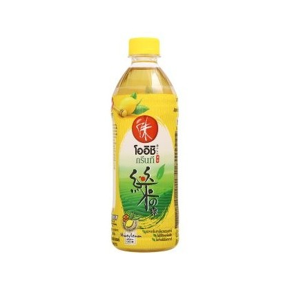 Oishi Honey Lemon Green Tea