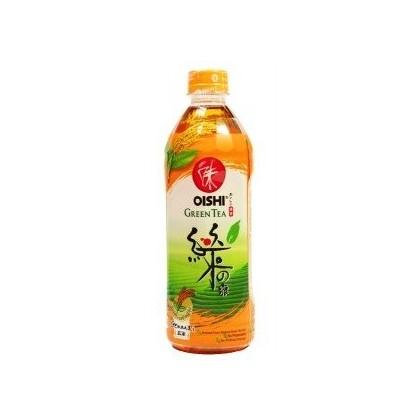 Oishi Genmai zöld tea