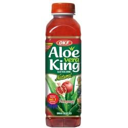 OKF Aloe Vera Drink Pomegranate