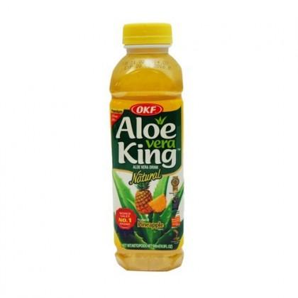 OKF Aloe Vera ital Ananászos