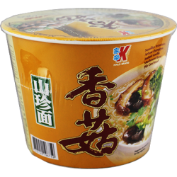 Kailo Instant Noodle Mushroom