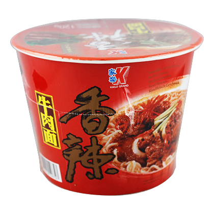 Kailo Instant Noodle Beef Spicy