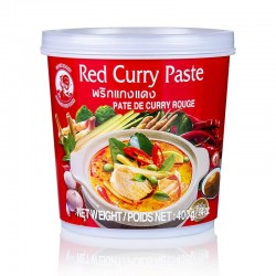 Cock Red Curry Paste - 400 g