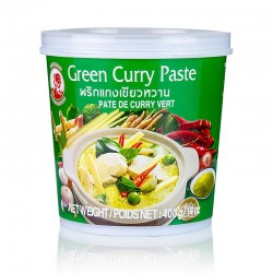 Cock Green Curry Paste - 400 g