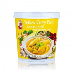 Cock Yellow Curry Paste - 400 g