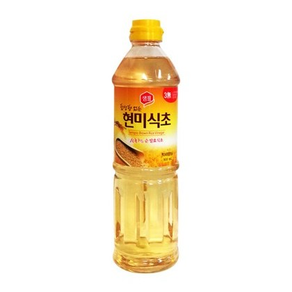 Sempio Brown Rice Vinegar - 500 ml