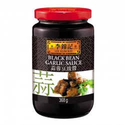 Fekete babos, fokhagymás szósz - 368 g