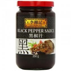 Lee Kum Kee fekete bors szósz - 350 g