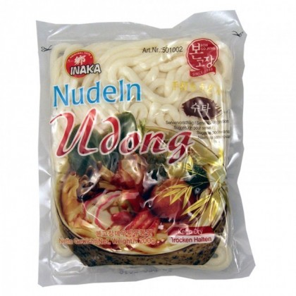 Inaka Udon Wheat Noodles - 200 g
