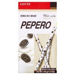Pepero White Chocolate Snack