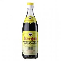 Gold Plum Black Vinegar (Chinkiang) - 550 ml