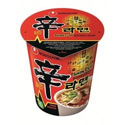 Shin instant tészta pohárban