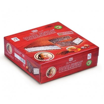 Marlenka cocoa honey cake - 800 g
