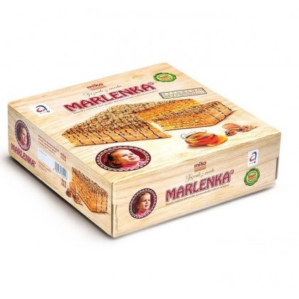 Marlenka honey cake - 800 g