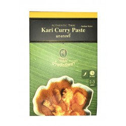 NITTAYA Premium Yellow Curry Paste - 50 g