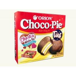 Choco Pie - Tejes krémmel töltött csokis piskóta