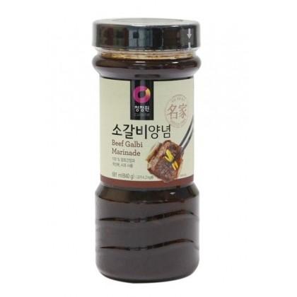 Koreai szósz (marhaoldalas) - 840 g