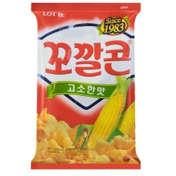 LOTTE Original Flavor Corn Snack
