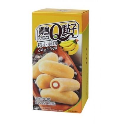 Banános mochi