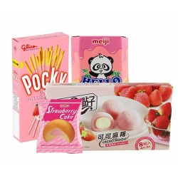 Strawberry lovers pack
