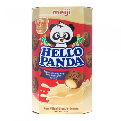 Hello Panda Milk Cream Biscuits