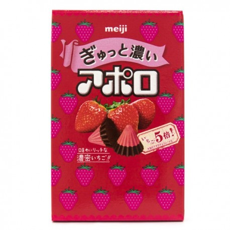 Meiji Takenoko No Sato Chocolate Biscuits
