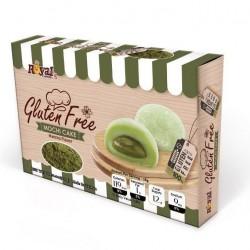 Zöld teás mochi - gluténmentes