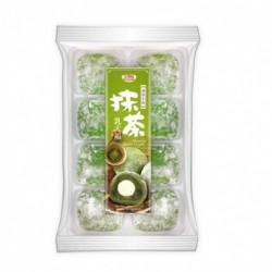 Zöld teás krémes mochi