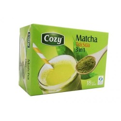 3in1 Matcha zöld teás tea