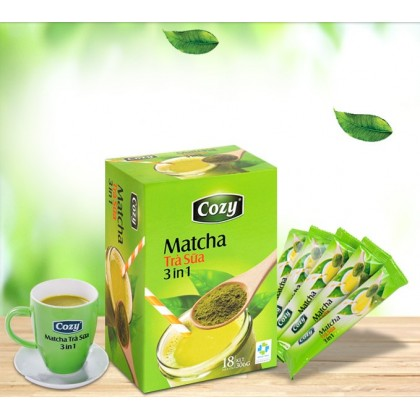 1 db 3in1 Matcha zöld teás tea