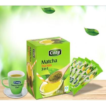 1 pcs Matcha Milk Tea 3 in 1