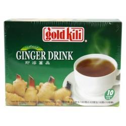 Instant Matcha Ginger Latte