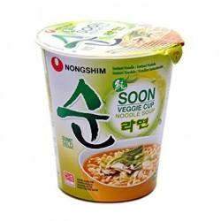 Soon Veggie Instant Cup Noodle