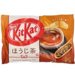 Hojicha Kit Kat pack