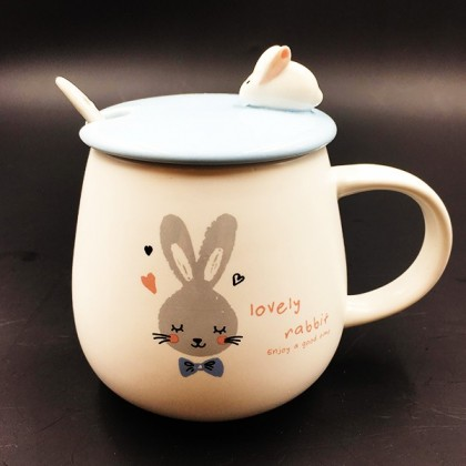 Tie Bunny mug