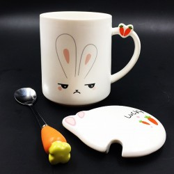 Bunny mug Boss