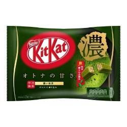 Japán Matcha Kit Kat 12 db mini csomag