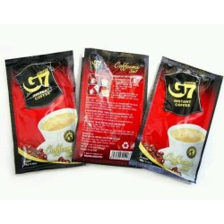 1 pc Trung Nguyen G7 3in1 coffee