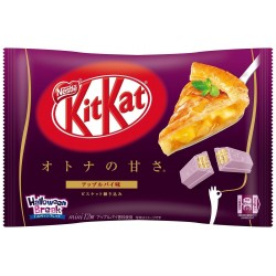 Kit Kat Halloween Apple Pie Flavor