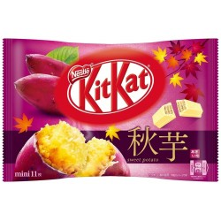 Kit Kat Sweet Potato Flavor 12 bars