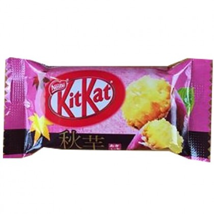 Kit Kat Sweet Potato 1 bar