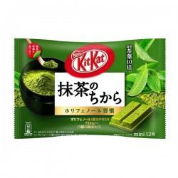 Japán Matcha Kit Kat (egész leveles)