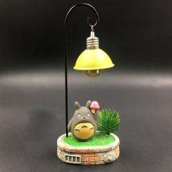 Totoro asztali dekor lámpa - gomba