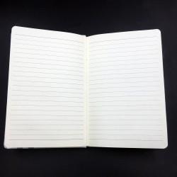 Cicás A5-ös jegyzetfüzet - asztal