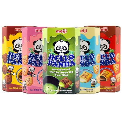 Hello Panda mánia csomag